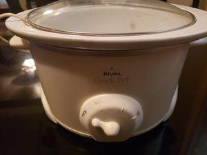 Rival crock pot for Sale in Houston, TX