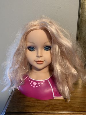 Dolls,Hairstyling doll, girls toy for Sale in St. Louis, MO