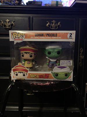 Dragonball Z Funko Pop Gohan&Piccolo for Sale in Vallejo, CA