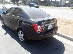 Chevy sonic ltz for Sale in HUNTINGTN BCH, CA
