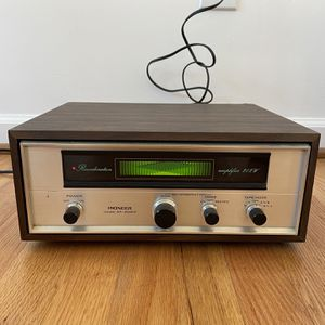 Pioneer SR-202W Reverberation Amplifier for Sale in Hampton, VA