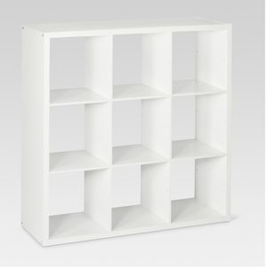9 Cube Organizer Shelf Target for Sale in Portland, OR