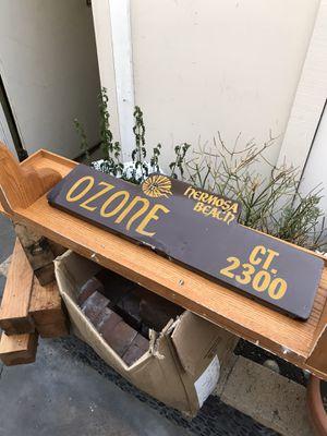 Vintage street sign for Sale in Lawndale, CA