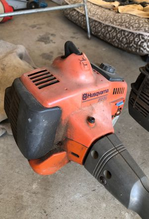 Great weed whacker ! Husqvarna has been serviced for Sale in Atascadero, CA