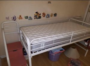 Twin Bed Frame & Mattress for Sale in Goose Creek, SC