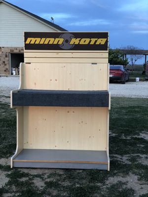 Minn Kota Trolling Motor Display for Sale in Floresville, TX
