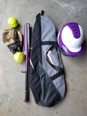 Softball equipment for Sale in Federal Way, WA