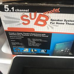 Used Subwoofer Speakers for Sale in Bloomfield,  NJ