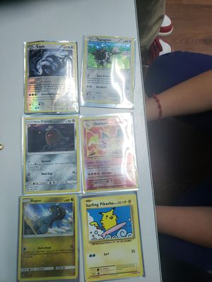 Pokemon cards for Sale in Duncanville, TX