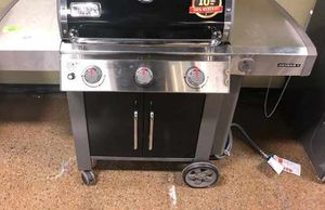 Brand New Genesis ll Natural Gas Grill KM for Sale in Houston, TX
