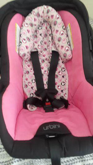 Urbini baby girl car seat no bases for Sale in Ocean Ridge, FL