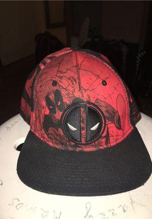 Deadpool Rare Comic Cap for Sale in Long Beach, CA