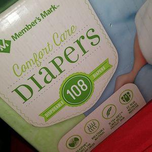 Members Mark Diapers for Sale in Pico Rivera, CA