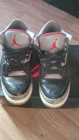Air Jordan 3.retro for Sale in Wichita, KS
