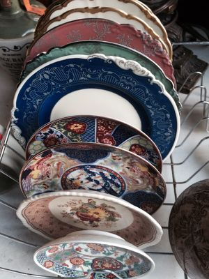Antique china plates for Sale in Burien, WA