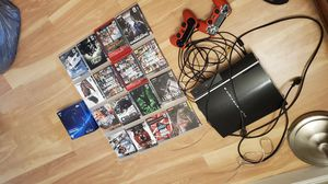 Ps3,16 games,headset and 2 controllers for Sale in Miramar, FL