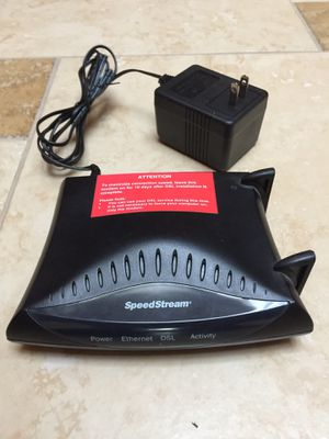 SpeedStream 5100 DSL Modem for Sale in Orange, CA