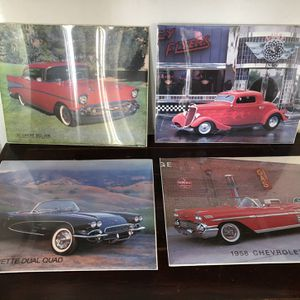 Classic Car Photo Prints - Brand New for Sale in Aberdeen, WA