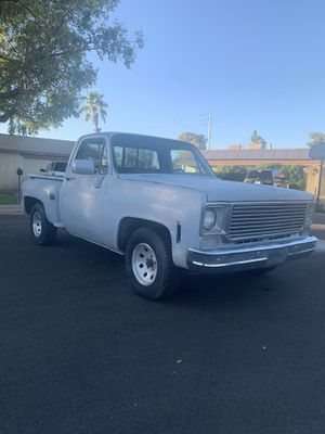 1978 Chevy short bed stepside for Sale in Phoenix, AZ