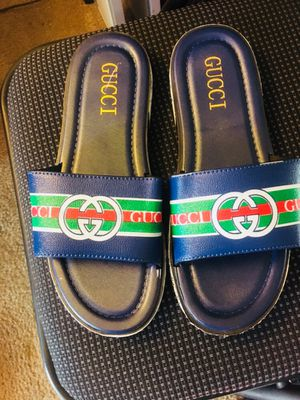Gucci sandals never use size 11 for Sale in Virginia Beach, VA