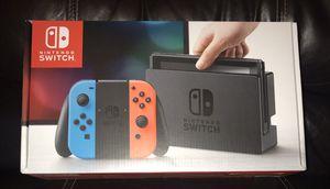 New Nintendo Switch With Zelda for Sale in Ontario, CA