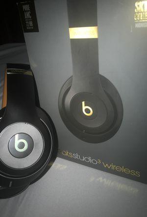 Beats Studio3 Wireless Skyline Collection Midnight Black for Sale in Orange, CA