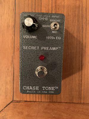 Chase Tone Secret Preamp echoplex preamp for Sale in Los Angeles, CA