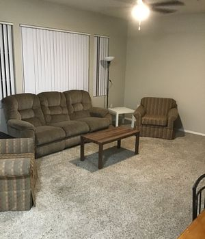 Great furniture and dog cage for Sale in Avondale, AZ