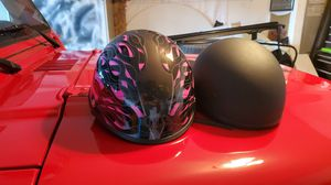 2 1/2 Motorcycle Helmets for Sale in Tolleson, AZ