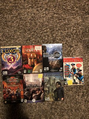 PC GAMES for Sale in Winter Springs, FL