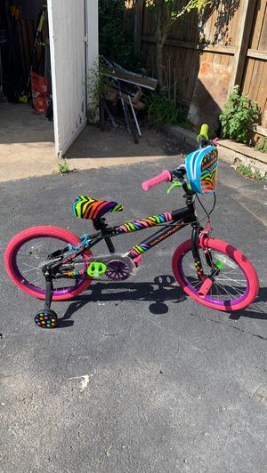Little miss matched girl bicycle for Sale in Elizabeth, NJ