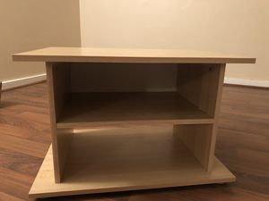bedside table for Sale in Pittsburgh, PA