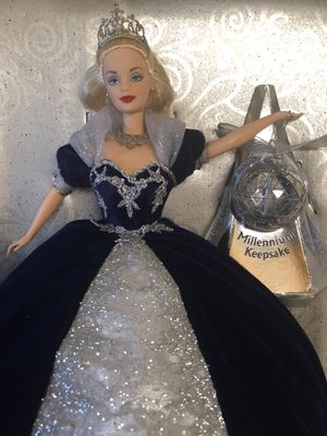 Millenium Princess 2000 Barbie Doll , Special Edition for Sale in Gaithersburg, MD