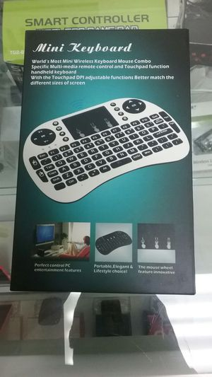 Mini wireless keyboard compatible with Windows android device and apple device for Sale in Philadelphia, PA
