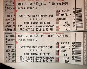 Sweetest Day Comedy Jam (Friday show) for Sale in Orland Hills, IL