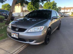 2004 Honda Civic Ex Coupe $4,700 for Sale in Kaneohe, HI