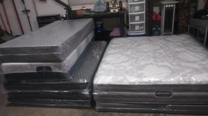 !!! NEW HIGH END MATTRESSES / BEDS VERY LUXURIOUS !!! for Sale in Turlock, CA