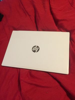 Hp Pavilion touchscreen notebook core i5 8th Gen Windows 10 for Sale in Irving, TX