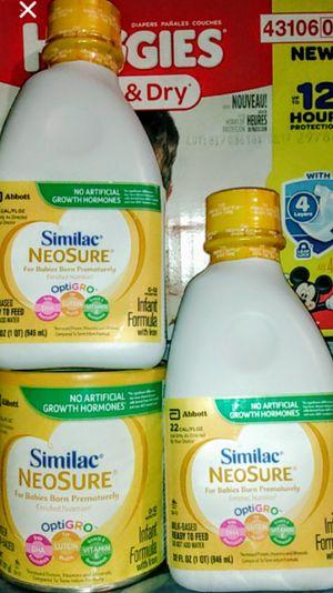 Similac Neosure bundle for Sale in Los Angeles, CA