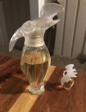 2- Lair De Temps Perfume- Nina Ricca Perfume- 80% Full 1.7 Fl Oz. (50ml) for Sale in Odessa, TX