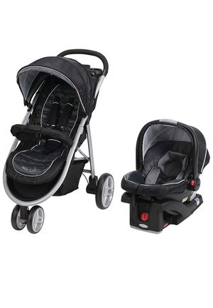 Stroller and car seat - graco Aire3 travel system for Sale in Anaheim, CA