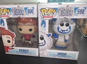 Funko Pops Smallfoot and Dark Crystal for Sale in Los Angeles, CA