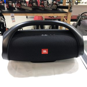 JBL BoomBox Waterproof Portable Bluetooth Speaker With Charger 89086-1 for Sale in Tampa, FL