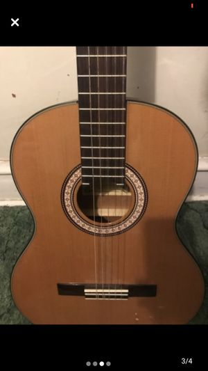 Classical Guitar with Case for Sale in Philadelphia, PA