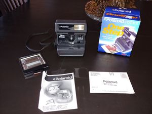 Polaroid One-Step 600 Instant Camera for Sale in Peoria, AZ
