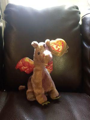 **Rare w/ Tag Errors** Scorch Original Beanie Baby for Sale in Creedmoor, NC