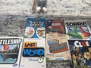 Board Games for Sale in Orlando, FL