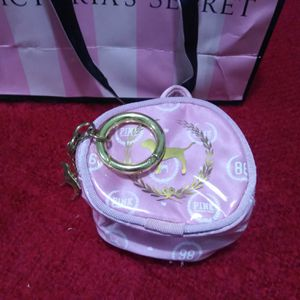 Change purse (pink) for Sale in Fresno, CA