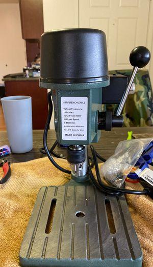 6mm Bench Drill (Pearl Drill) for Sale in Ewa Beach, HI