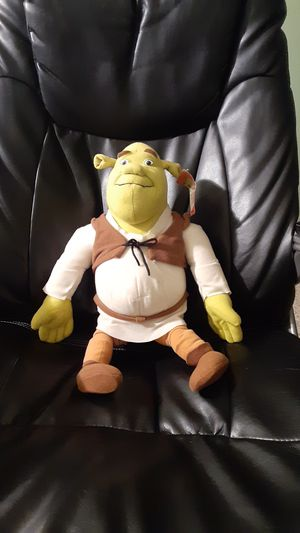 Original shrek 2 100% authentic ogre! From 2004 Collectable for Sale in New Port Richey, FL